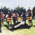 Jumping de l'X 1998, équipe de l'école