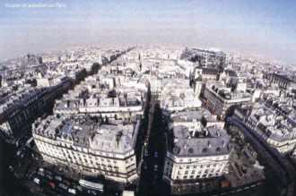 Couche de pollution sur Paris