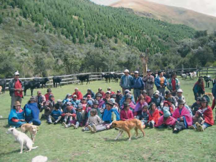 Projet Zorrino 2005 Communauté d'Ajospamba