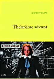 Couverture du livre de Cédric Villani : Théorème vivant