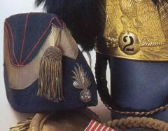 Bonnet de Police de sous-officier