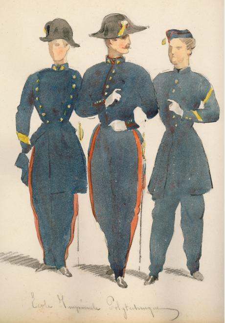 Uniformes du second Empire