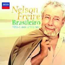 Coffret CD Brasileiro par Nelson Freire