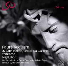 Coffret du CD De Fauré : Requiem...