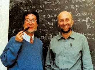 Jean-Michel BONY et Claude VITERBO