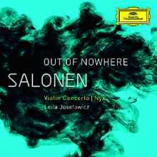 Coffret du CD : Out de nowhere de SALONEN