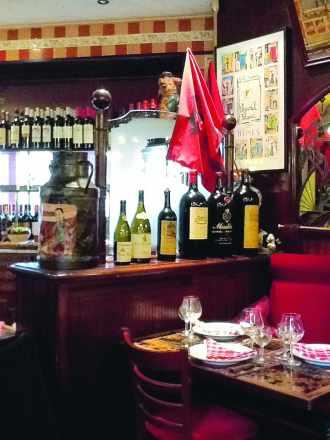 """Restaurant """"Chez Carmen"""" à Toulouse"""