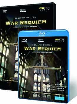 Coffret du DVD : War Requiem de Benjamin Britten