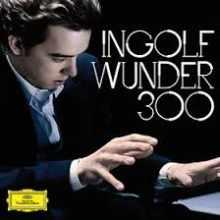 Coffret du CD de piano joué par Ingolf WUNDER
