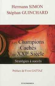 Couverture du livre : Les champions cachés du XXIe siècle