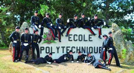 La Kès 2011 des élèves de l'Ecole polytechnique