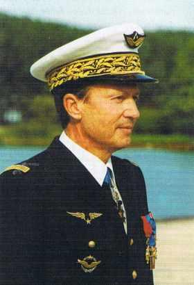 Le Général de NOMAZY, DG de l'Ecole polytechnique
