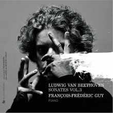 Coffret du CD : Les Sonates de Beethoven