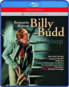 DVD Billy BUDD de Benjamin Britten