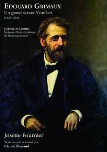 Livre : Edouard GRIMAUX, un grans savant vendéen