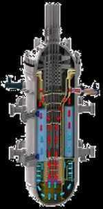 """Réacteur nucléaire 250MW Westinghouse, catégorie """"SMR"""""""