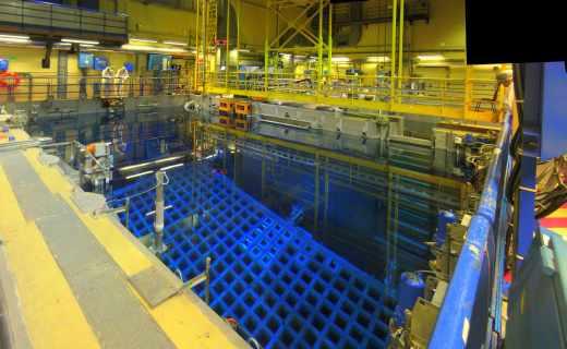 Piscine nucléaire ONET Technologies