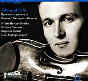 CD : Symphonie espagnole pour violon et orchestre d'Édouard Lalo par Nikita Boriso-Glebsky