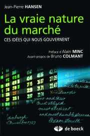 Livre : La vraie nature du marché par JP HANSEN