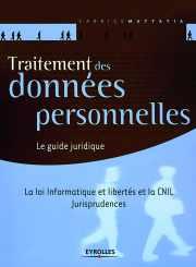 Livre : Traitement des données personnelles par Fabrice MATTATIA