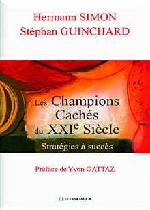 Le livre : les champions cachés du XXIe siècle