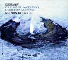 CD : Debussy par Nelson Goerner