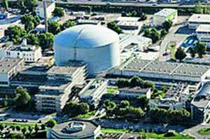 l'Institut Laue-Langevin de Grenoble