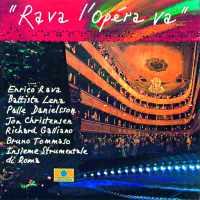 "CD d'Enrico RAVA : ""Rava l'opera va"""