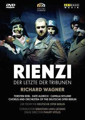 DVD Rienzi, ou le Dernier des tribuns, opéra de Wagner