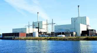 Centrale nucléaire de Forsmark, en Suède