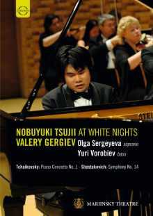 DVD NOBUYUKI TSUJII, PIANO Orchestre du Théâtre Mariinsky de Saint-Pétersbourg,