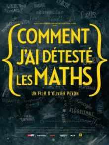 Affiche du film : Comment j'ai détesté les maths