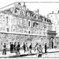 La prison militaire du Cherche-Midi.