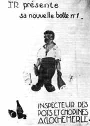 Affiche de campagne de Kès de l'école polytechnique