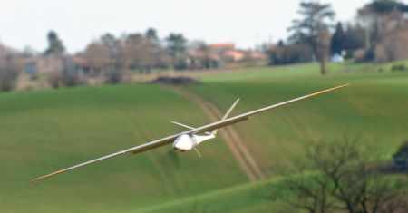 Drone pour les exploitants agricoles