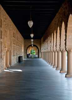 Stanford : Les Arcades