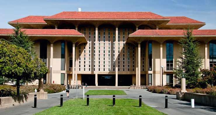 Stanford : La Bibliothèque