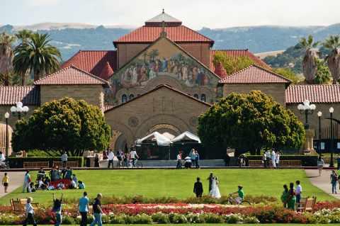 Stanford : Batiment principal