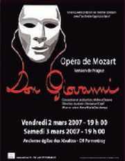 DVD Opéra Don Giovanni de Mozart, dirigé par Emmanuel CALEF (98)