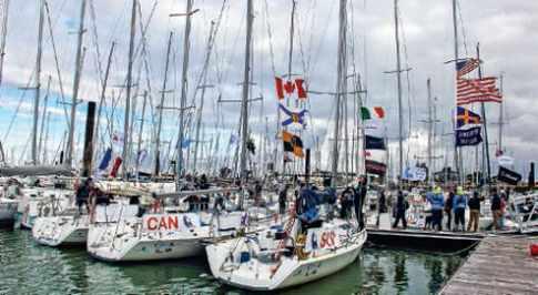 La SYWoC à La Rochelle