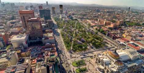 Le Mexique, terre d'opportunités.