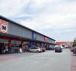 Centre commercial Rottenburg – Haute-Bavière géré par PAREF