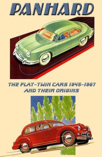 Des voitures PANHARD (pub>
