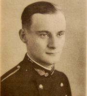 Étienne Schlumberger (36) en Grand Uniforme