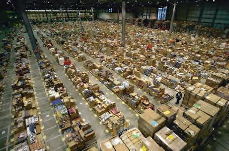 Entrepos Amazon
