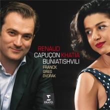 CD : Renaud Capuçon et Khatia Buniatishvili