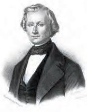 Portrait de Le Verrier.