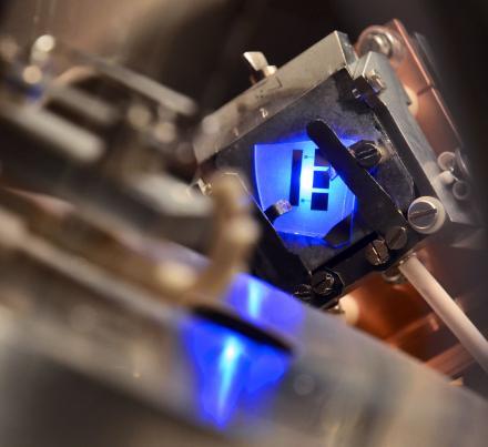 Diode électroluminescente en nitrure de gallium