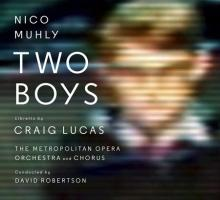 CD Two Boys Opéra d eNico Mulhy