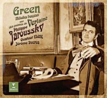 CD : Green avec Verlaine et Jaroussky